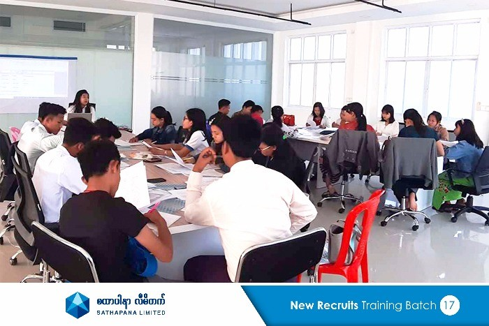 New Recruitment Training batch 17