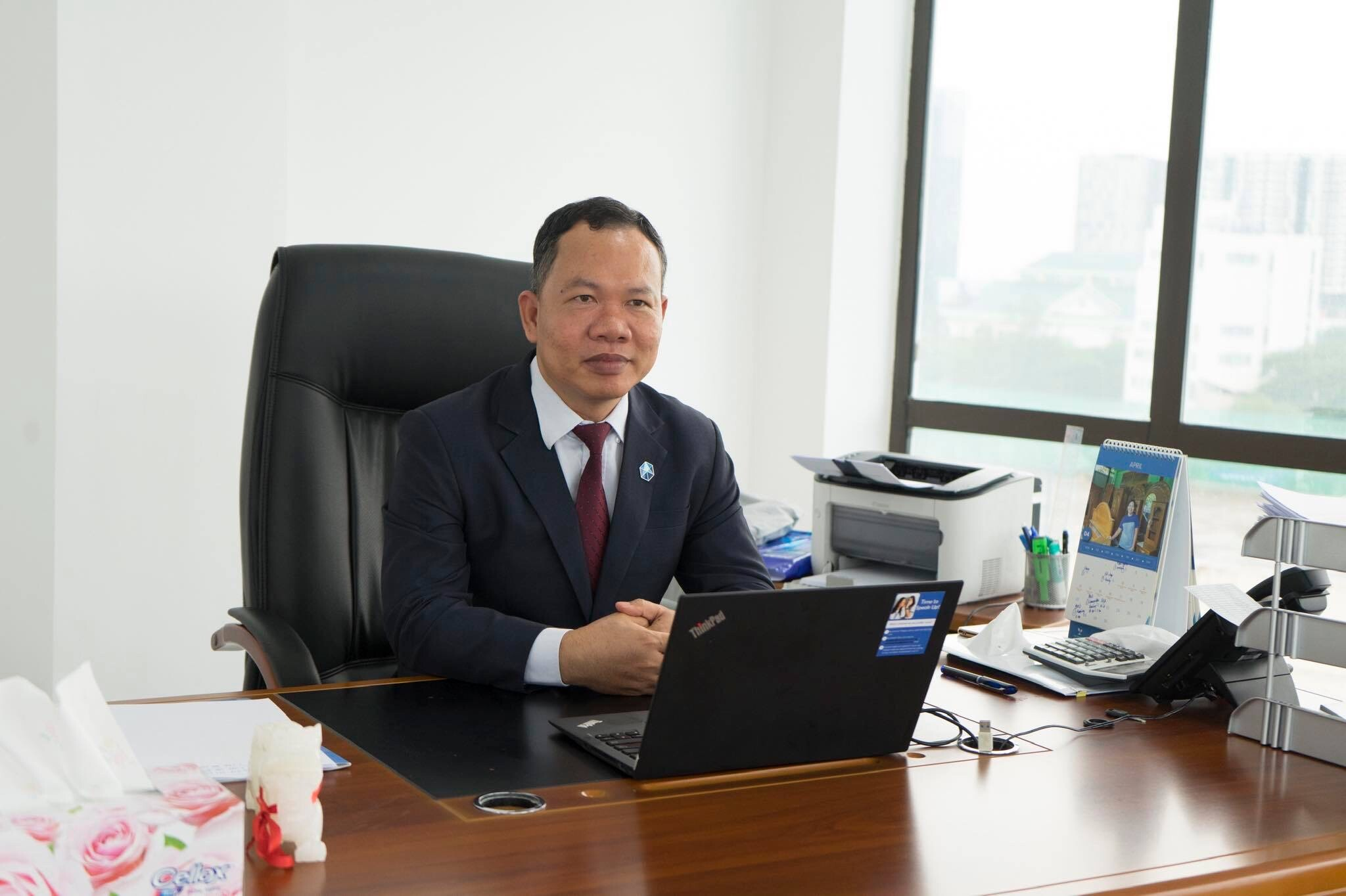 CEO's Message on 5th Anniversary